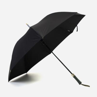 PARACHASE 7169 이중 캐노피 우드그립 자동장우산