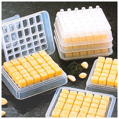 다진 마늘 냉동 보관기