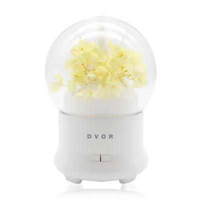 드보르 JD-F50 초음파가습기 옐로우 벚꽃 미니가습기