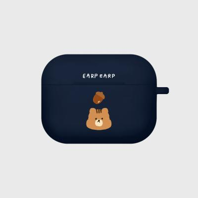 Squirrel Acorns-navy(Air pods pro)