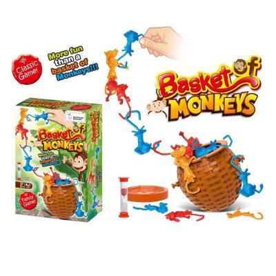 맥킨더 아슬아슬 원숭이 바구니 보드게임