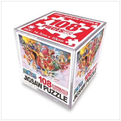 원피스 직소퍼즐 미니 Cube 108pcs: 각자의 능력