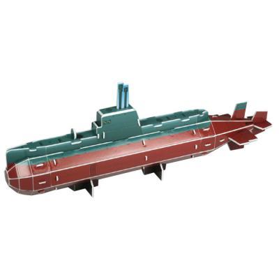 자주국방 입체퍼즐 - 잠수함
