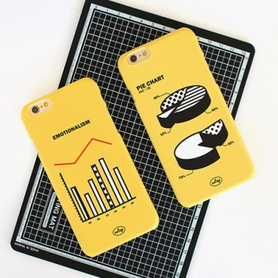 Graph for card slim case (카드 슬림 케이스)