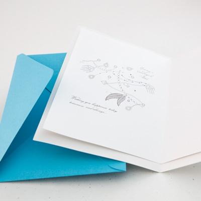 비취 한복카드 FT216-22