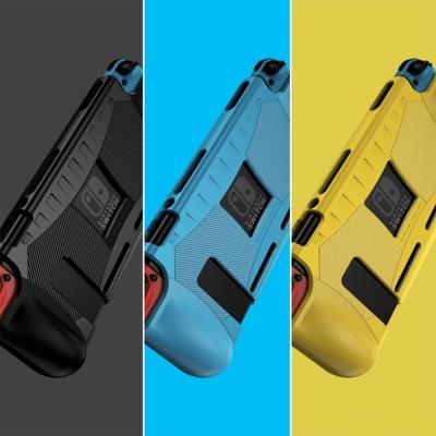 닌텐도 스위치 열방출 오픈모드 거치대 실리콘 케이스