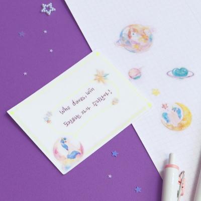 마넷 팬시 스티커 -  셀레셜 유니콘
