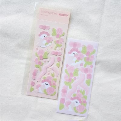 [도몽찌]장미꽃이피었나봄