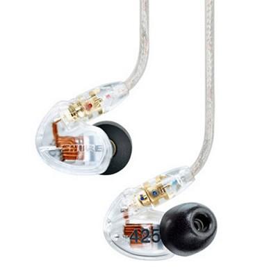 [SHURE/삼아무역 정품] 슈어 SE425 커널형 이어폰