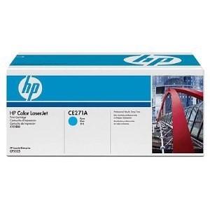 HP TONER CE271A / Cyan / Color Laserjet CP5525 / 15,000P