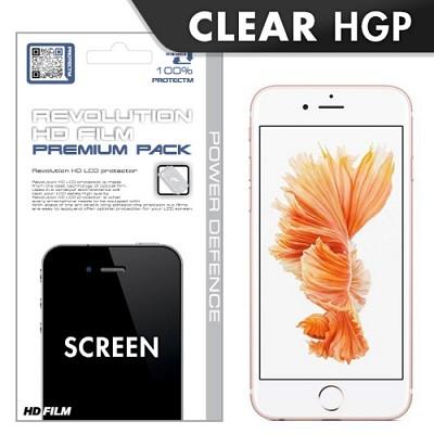 [프로텍트엠/PROTECTM] 레볼루션HD 올레포빅 고광택 액정보호필름 아이폰6S/6 iPHONE6S/6 4.7인치