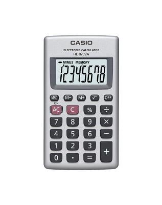 카시오 전자계산기 HL-820VA
