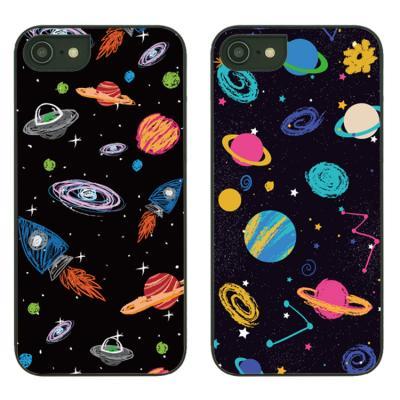 아이폰7플러스케이스 우주를그려요 스타일케이스
