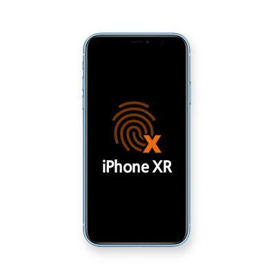 아이폰XR 저반사 지문방지 보호필름 BLACK LABEL