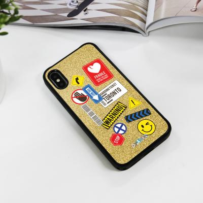 TAG STICKER GOLD BLING COVER+바디세트