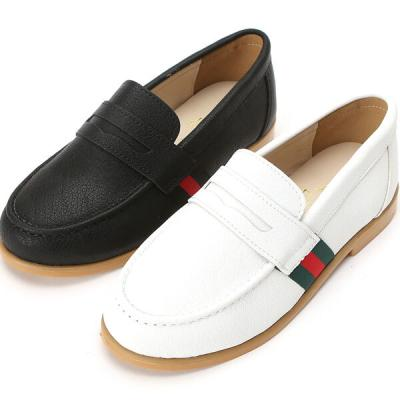 쁘띠 삼선로퍼 180-230 아동 주니어 구두 로퍼 신발