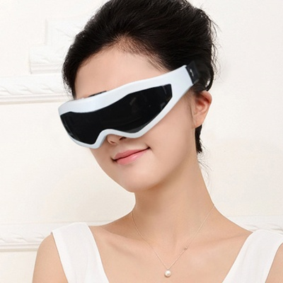 하루 눈건강 투자 부드럽고 편안한 전동 눈마사지기