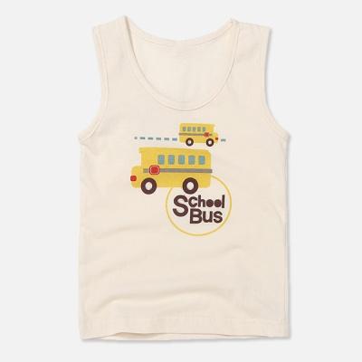 [위드오가닉] 오가닉 런닝 노란버스