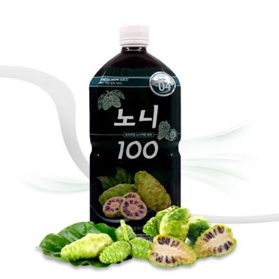 [엠제이] 노니 100 착즙원액 주스 1000ml
