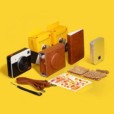코닥 즉석카메라 미니샷3 C300R+60매+악세사리 패키지