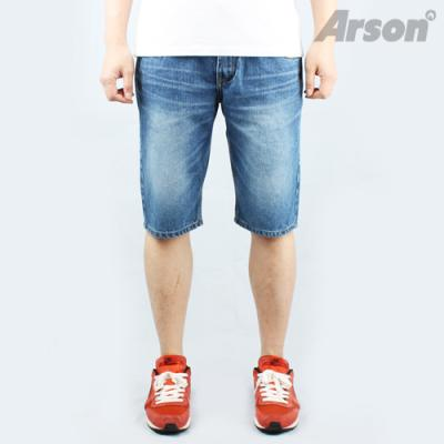[ARSON] 알슨 #9059 arson s/pants (blue)