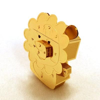 [이노메탈퍼즐] 사자 금속조립키트 (MIK000577)메탈웍스