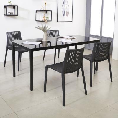 K34 스틸 1500 테이블 의자세트