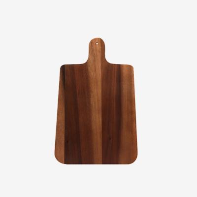[모노뜨] 라우드 아카시아 넓은손잡이서빙보드 34cm