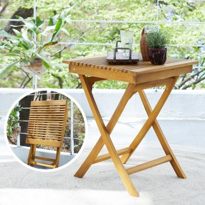 [리비니아]반다르 야외용 접이식 사각테이블
