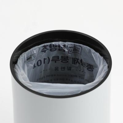 [바이홈] 원형 센서 휴지통 10L (4color)