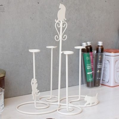 [2HOT] 마이 캣 컵걸이 Ivory