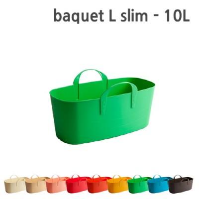 프랑스 수납바구니 바켓 L slim 10L