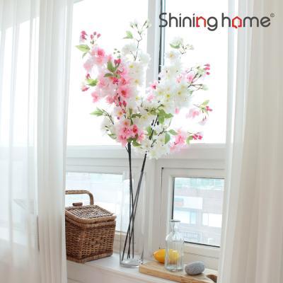 이너스 조화 왕벚꽃 가지 3P