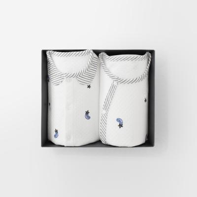 [메르베]통통가지 돌선물세트(내의+수면조끼)_겨울용