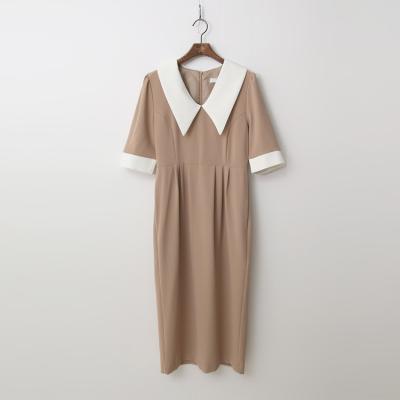 Ella Puff Long Dress