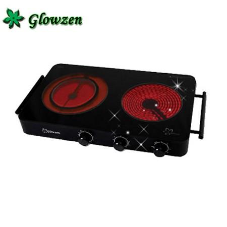 글로젠 이동형 2구 전기렌지 GP-2000