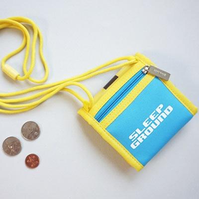 샌드박스프렌즈 도티잠뜰 지갑 목걸이지갑 유아지갑