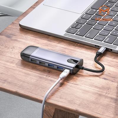 맥도도 10 in 1 C타입 USB 멀티 확장 허브 어댑터