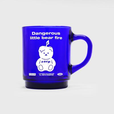 LITTLE FIRE COVY-BLUE(유리컵)