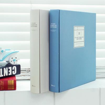 비팬시 접착식대형앨범 웨딩앨범
