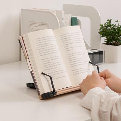 프라임 1단 항균필름 독서대 p30 책받침대