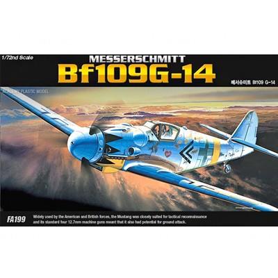 1/72 메서슈미트 Bf109 G-14 (12454)