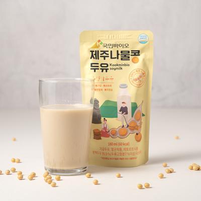 20일 식단관리 제주나물콩두유 1box(20팩)