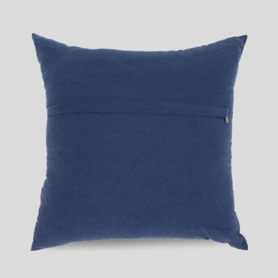 빨강머리앤 명화 쿠션커버 45x45cm 블루