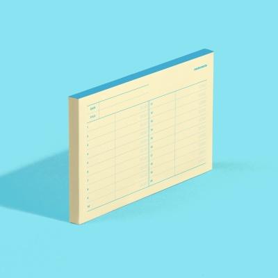 [모트모트] 메모블럭 - 단어장