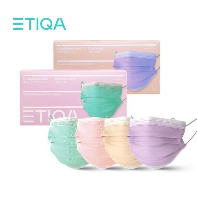 국산 에티카 브리즈 일회용 컬러마스크 30매