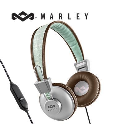 [MARLEY] Positive Vibration 헤드폰 [리모컨][아쿠아]