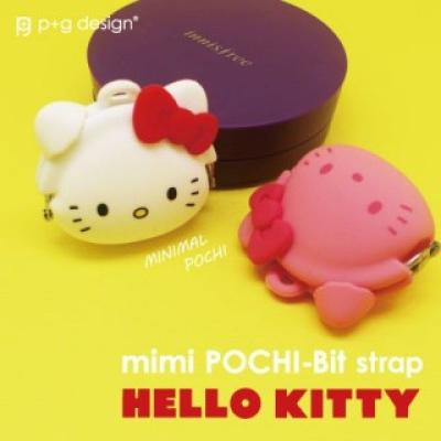 MIMI POCHI-BIT HELLO KITTY