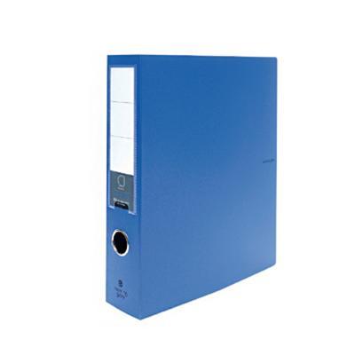 6500 투컬러 3공 D링바인더 50mm(블루)