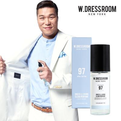 [W.DRESSROOM]드레스퍼퓸 S2 No.97 에이프릴코튼 70ml
